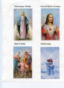 Prayer Cards - Dolan Funeral Home