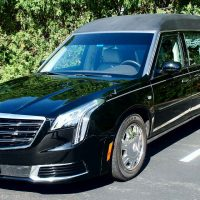 Modern Hearse Funeral Home And Cremations Tyngsboro MA