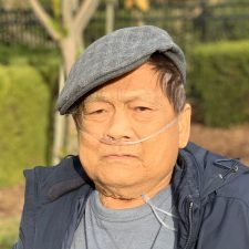Siheang Ouk, 71, a long time resident of Vallejo, CA